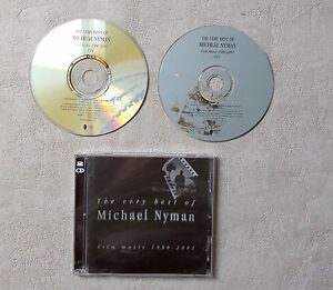 MICHAEL-NYMAN-THE-VERY-BEST-OF-MICHAEL-NYMAN-FILM-MUSIC-1980-2001-2XCD-COMPIL