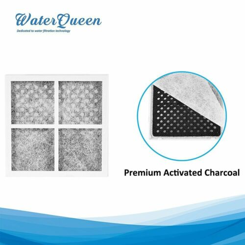 WaterQueen 3-Pack Refrigerator Water Filter For LG LT700P Air Filter LT120F