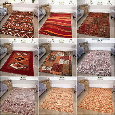 Warm Large Living Room Rugs