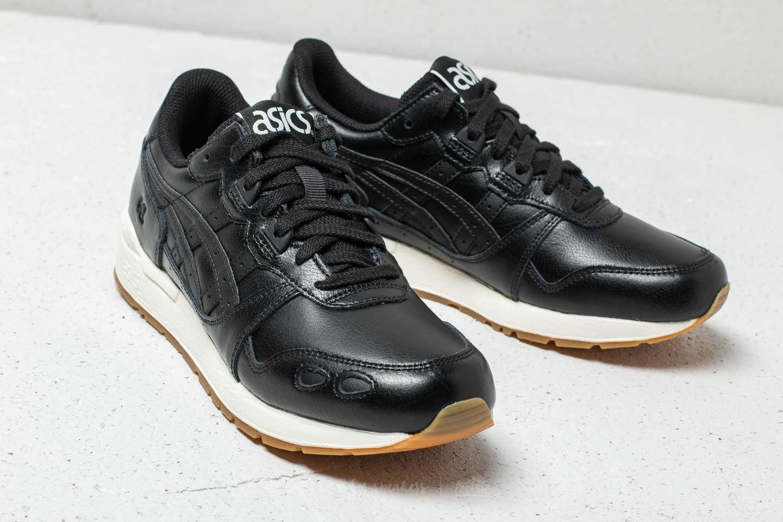 TIGER ASICS GEL  -Lyte Keisei Le scarpe da ginnastica Dimensione 9 nero Leather Running scarpe  per offrirti un piacevole shopping online