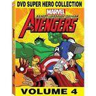 786936816594 Marvel The Avengers Earth's Mightiest Heroes 4 Mi DVD Region 1