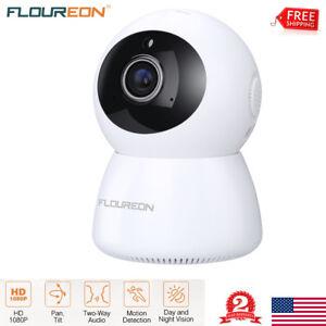 91f64e5aea7 360 Degree Panoramic Wireless Wifi IP Camera Two Way Audio 1080P HD ...