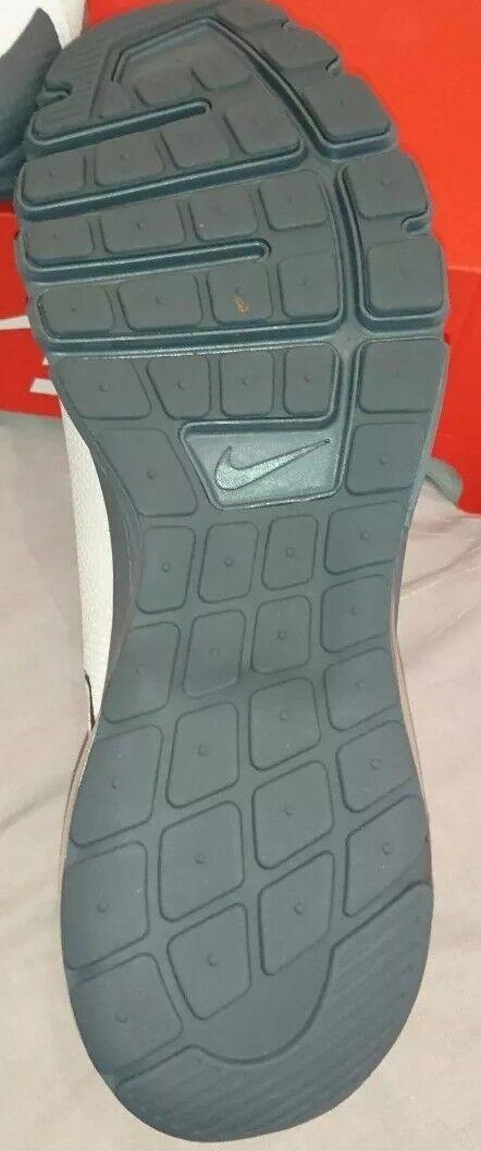 Nike Air Max Flair 50 Uk 10 Weiß 100 Dark Grau Bnib AA3824 100 Weiß  Uomo Trainers ba967b