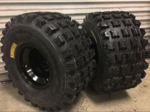 19x8-8 19-8-8 19x8x8 PAIR 2 2 TWO BRAND NEW CST AMBUSH SPORT ATV REAR TIRES