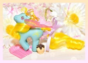 ❤️My Little Pony MLP G1 VTG Summerwing Summer Wings Buzzer COMB Bumble Bee❤️