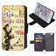 ALICE-IN-WONDERLAND-Mad-Hatter-Wallet-Flip-Phone-Case-iPhone-4-5-6-7-8-Plus-X thumbnail 10