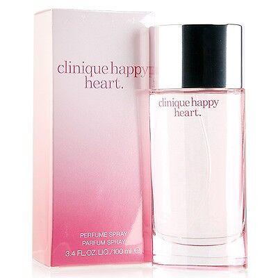 Clinique Happy Heart for Women Eau de Parfum 100ml Perfume (t)
