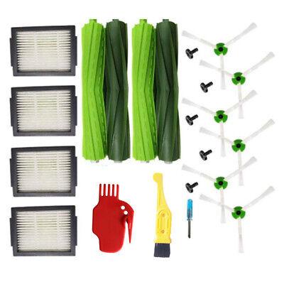 Filters Side Brushes Kits For Irobot Roomba I7 I7 I7 Plus