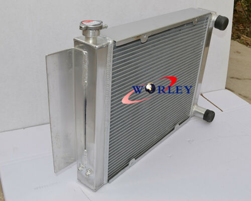 3 Rows Aluminum radiator for Mazda RX2 RX3 RX4 RX5 SA//FB without heat pipe