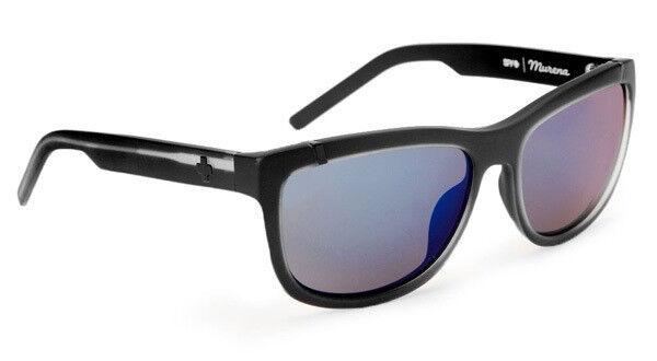 430f2dc33a Spy Optic Murena Black Ice Frame Purple Spectra Lens 671012551502