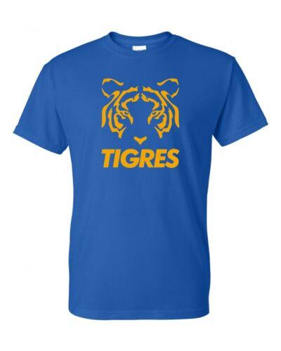 Tigres de la UANL FC soccer T-shirt,camiseta de futbol,soccer tee Yo soy tigre
