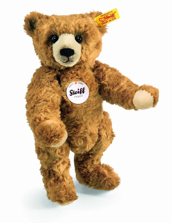 STEIFF®  013034 013034 013034 Teddybär Rocco 25 cm messing NEU unbespielt e5f446