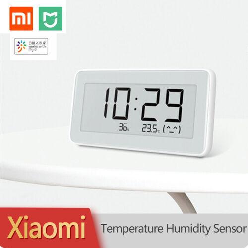 Mijia Digital Clock Hygrometer LCD Indoor Thermometer Temperature Humidity Meter