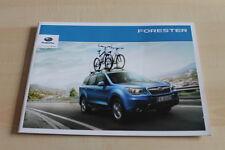 138817) Subaru Forester Prospekt 03/2013