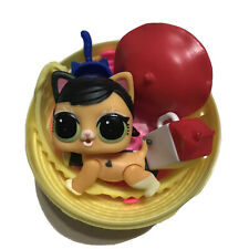 LOL Surprise PETS Series 3 Wave 2 FUZZY FAN P-028 COSPLAY CLUB fast ship !