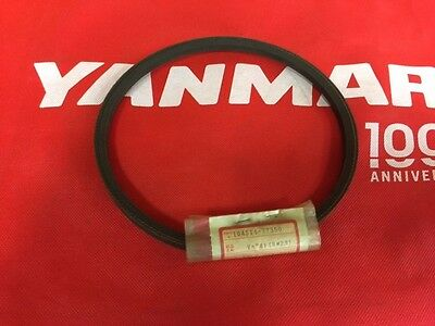 V Belt YSE 104514-77350 Genuine Yanmar Marine Engine 2QM15
