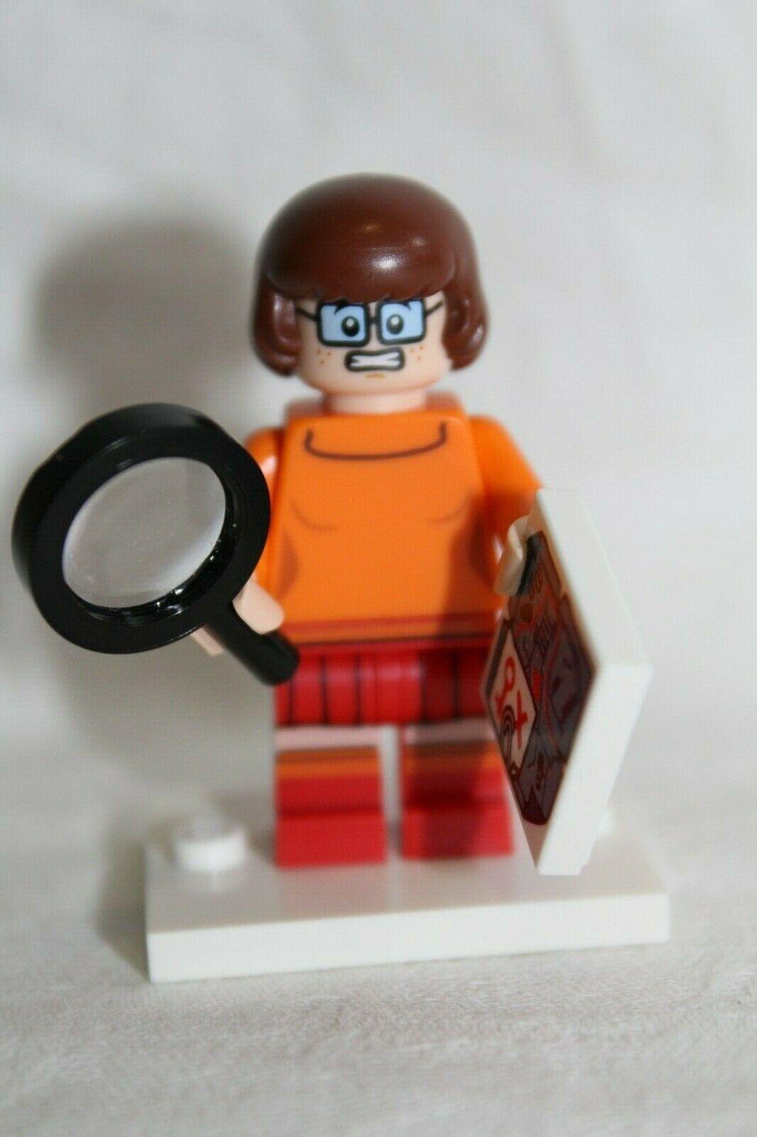 Scooby-Doo lego figurine 75904 Velma scd005 parfait état