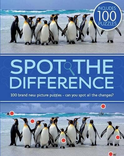 Spot the Difference. 9781407581194