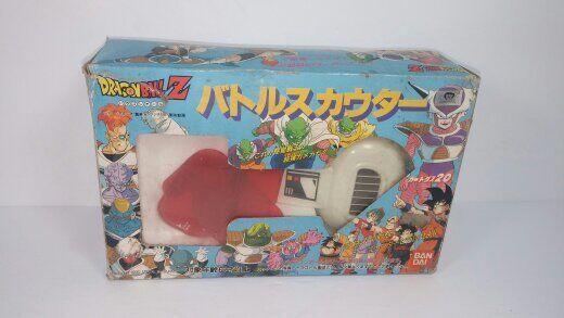 Dragonball Z Bandai 1990 Vintage Scouter Headset DBZ Japan Figure