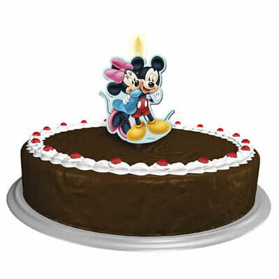 50 x Deko Disney Party Dekostecker Sticker Kuchenstecker Torten Geburtstag x