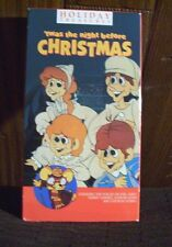 item 5 twas the night before christmas vhs 1990 produceddirected by rankin bass twas the night before christmas vhs 1990 produceddirected by - Twas The Night Before Christmas Movie