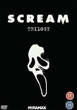 Scream Trilogy (DVD) Box Set Scream 1-3 1 2 3 New