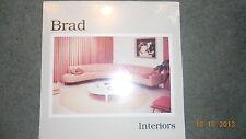 Brad - Interiors LP sealed vinyl record OOP RARE 1997 Pearl Jam Loosegroove