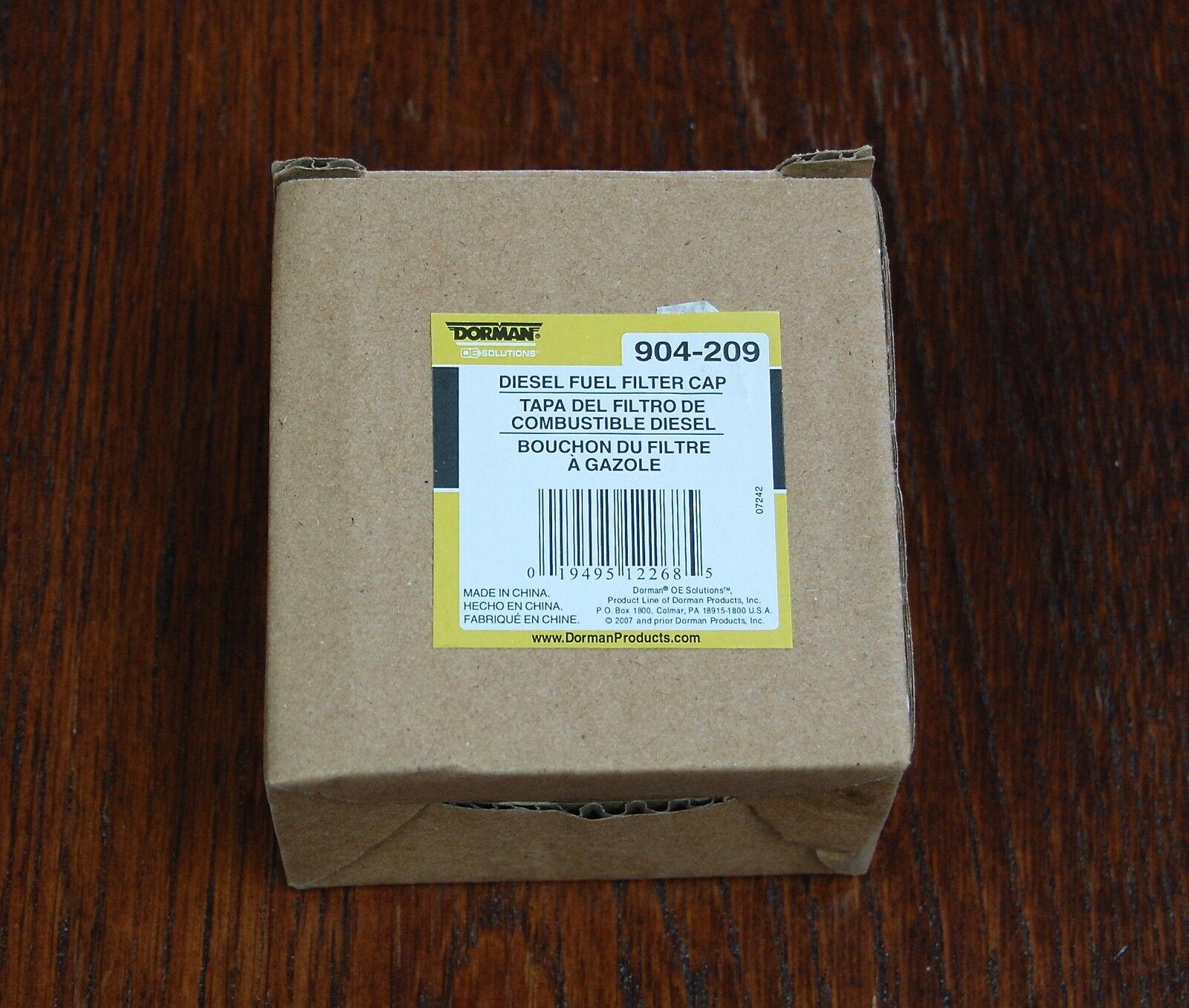 6 0 Diesel Fuel Filter Wiring Library Ford Cap Dorman 904 209 60l Powerstroke Ebay
