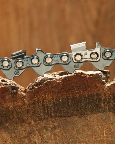 """3//8/"""" 84 maillon 36KM84 1.6 mm demi-ronde 2 Chaînes de tronçonneuse KOX micro"""