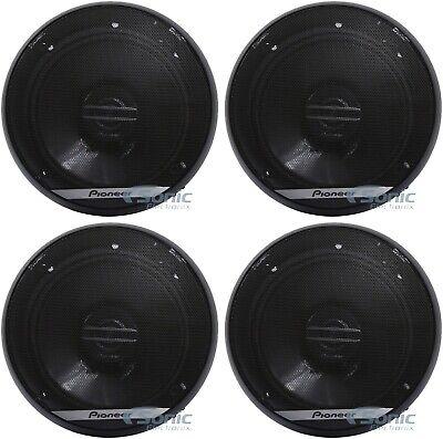 Pioneer TS-G1620F 600 Watts Max Power 6-1//2 2-Way G-Series Coaxial Full Range Car Audio Stereo Speakers
