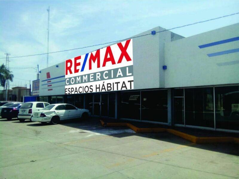 Local en renta comercial en Ciudad Obregon,  Sonora.