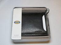 Ml3288001 Ingram Sliding 2in1 Black Men's Wallet Fossil Credit Card Id Billfold