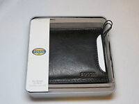 Ml3288001 Ingram Sliding 2in1 Black Men's Wallet Fossil Credit Card Id Billfold