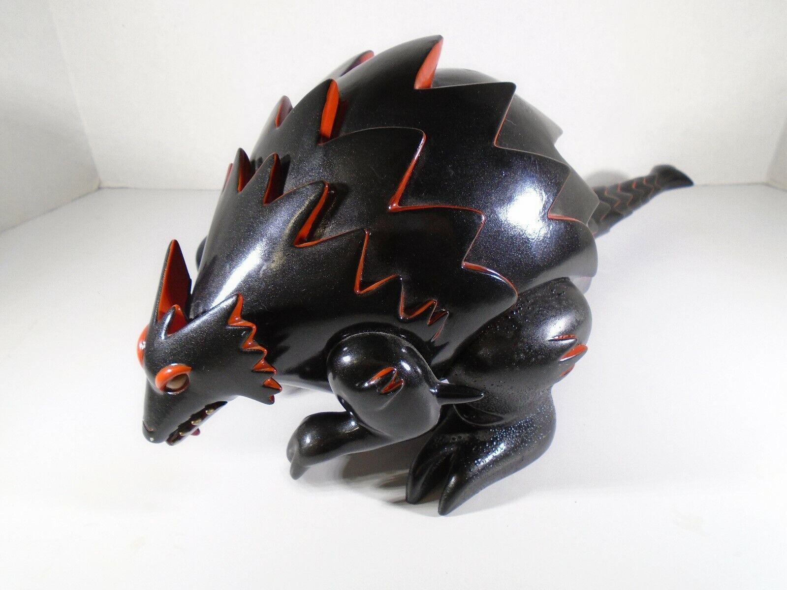 2005 Hero Go -- 18  Yira figura (MIRA) Negro Y Rojo
