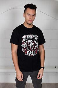 Official-Blessthefall-Crest-T-Shirt-Hollow-Bodies-Awakening-Witness-Left-Behind