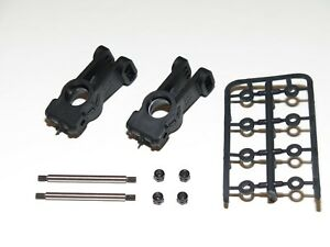 TKR5507 TEKNO SCT-410.3 SHORT COURSE TRUCK REAR HUBS AND PINS