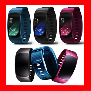 Samsung Galaxy Gear Fit 2 Smartwatch GPS Sports Band Watch