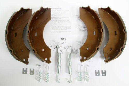 Bremsbacken Satz für AL-KO 2361 2360 ALKO Set 49 230x60 Bremse 1213890 Belag
