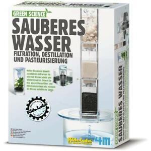 Green Science - Sauberes Wasser, Lernkasten, Wasserreinigung-/wiederverwertung - Dresden, Deutschland - Green Science - Sauberes Wasser, Lernkasten, Wasserreinigung-/wiederverwertung - Dresden, Deutschland