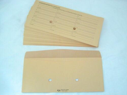 25 NEW Inter-Department Envelope #11 4 1//2 x 10 3//8 Quality Park 63262