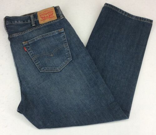 Levis 58 40x30 msrp Taille Jeans Fit Regular 505 7XznWO07