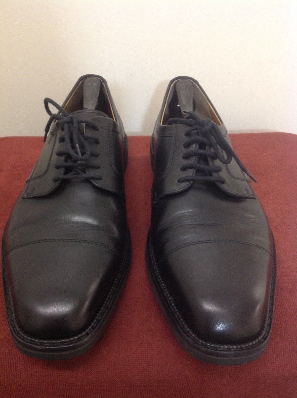 Mephisto schwarz  captoe    oxfords US Mens sz. 10.5  EUR 10 aeef3c