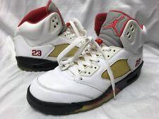 brand new 7d115 18581 item 5 Nike Air Jordan 5 Retro Countdown Pack Men s US 10.5 White Red Black  136027-163 -Nike Air Jordan 5 Retro Countdown Pack Men s US 10.5  White Red Black ...