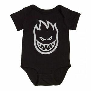 Body SpitFire Bighead Baby Black Sliver Fleck - Neonati