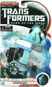 Transformers sombre de la lune Scan Series Ironhide Deluxe Action Figure 653569615248