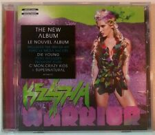 WARRIOR [Explicit] by KE$HA / KESHA (CD, Dec-2012 - USA - RCA) BRAND NEW SEALED!