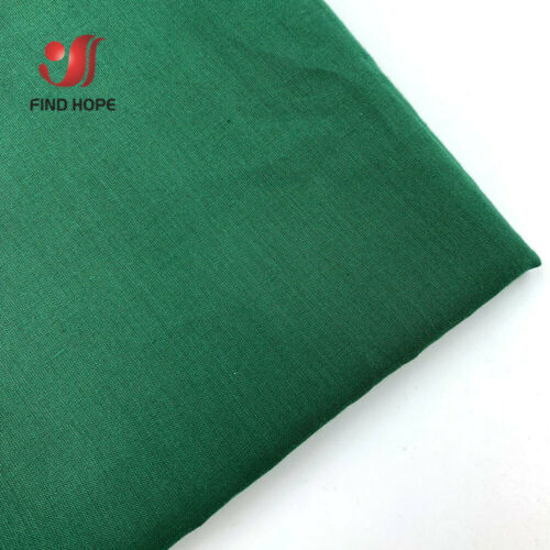 50cm*135CM Solid Color 100/% Cotton Fabric Quilting Quilt Clothes Bedding Sewing