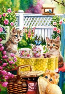 Puzzle-Castorland-1000-Teile-Teatime-61371