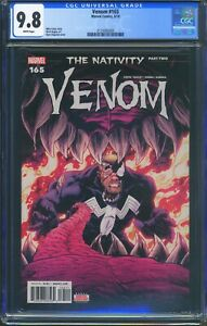 Venom-165-Marvel-CGC-9-8-White-Pages-1st-cameo-appearance-of-Sleeper