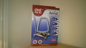 ONE-For-All-Amplified-Indoor-Aerial-Model-SV9360-2200-100-Used